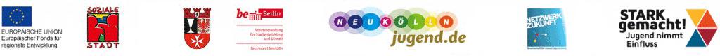 Logos aller Förderer - PeerHelper